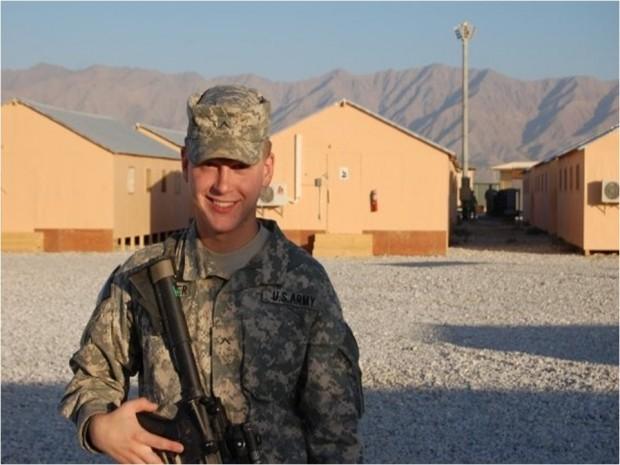 Keenan Cooper Army