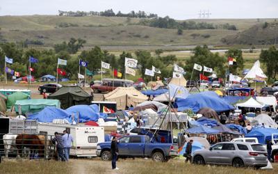 Dakota Access Protest Camp (copy)