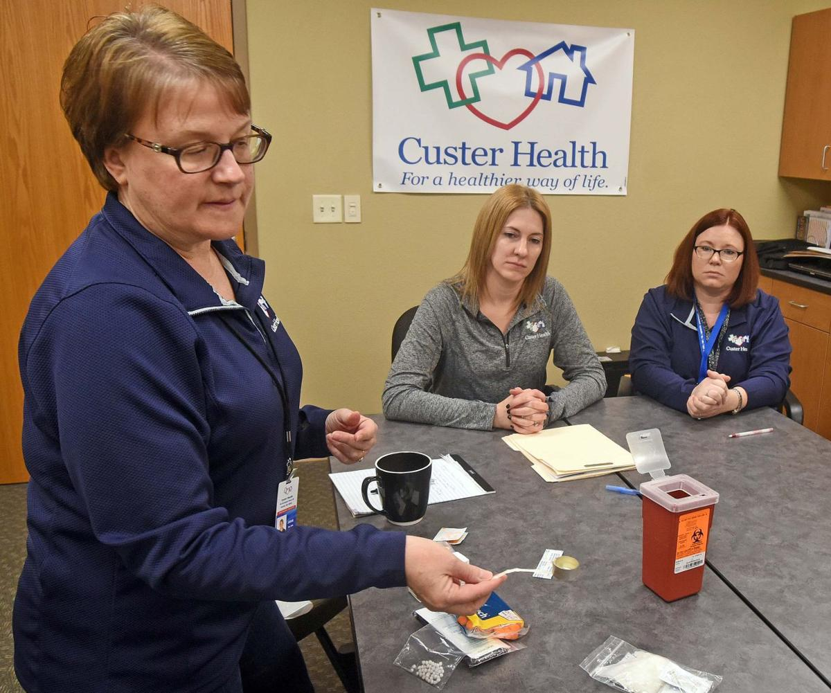 Custer Health