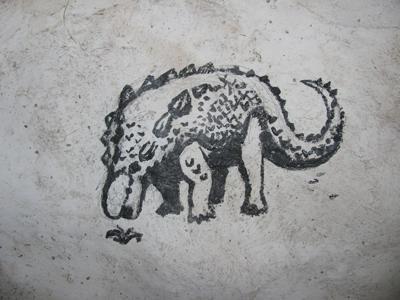 New species of nodosaur