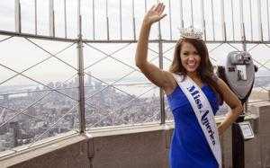 Mund proud to put North Dakota 'on the map' as state's first Miss America