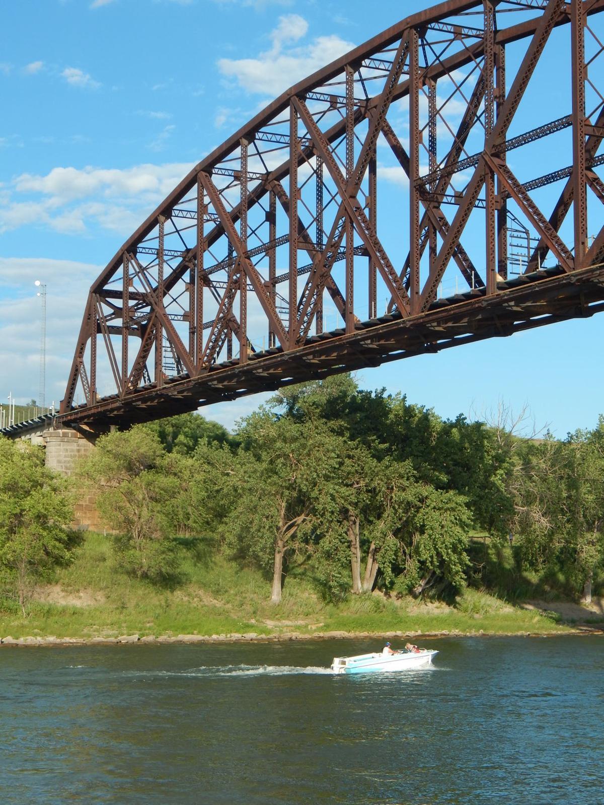 Railroad bridge #2