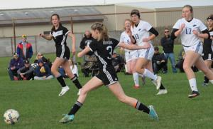 Lost season a bitter disappointment for Mandan girls soccer team