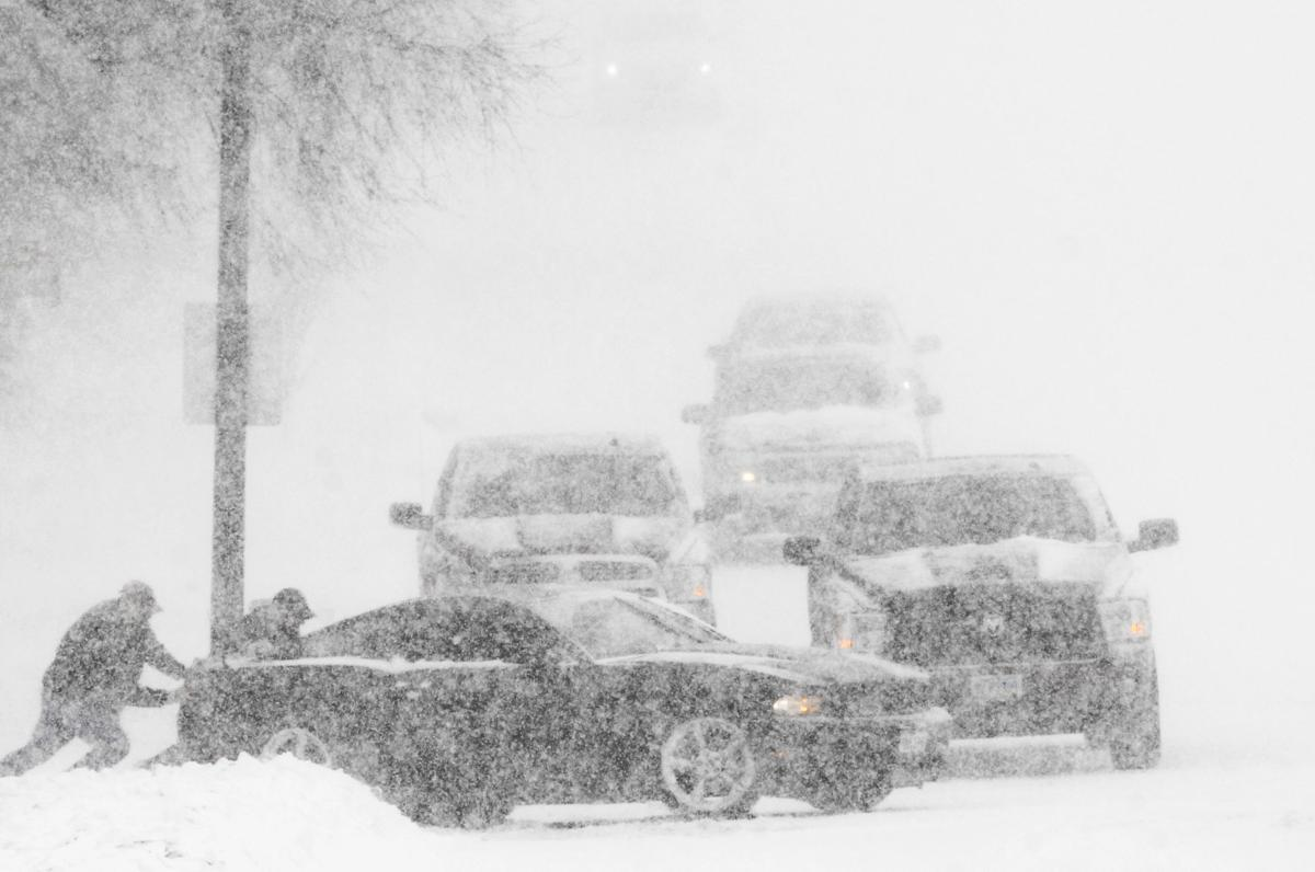 Business Travel To North Dakota In Winter
