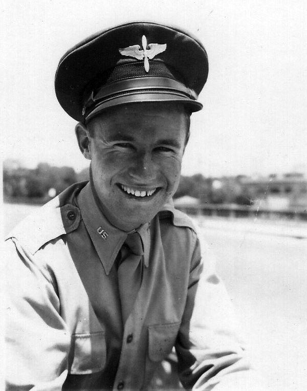 Second Lieutenant John J. Fortune