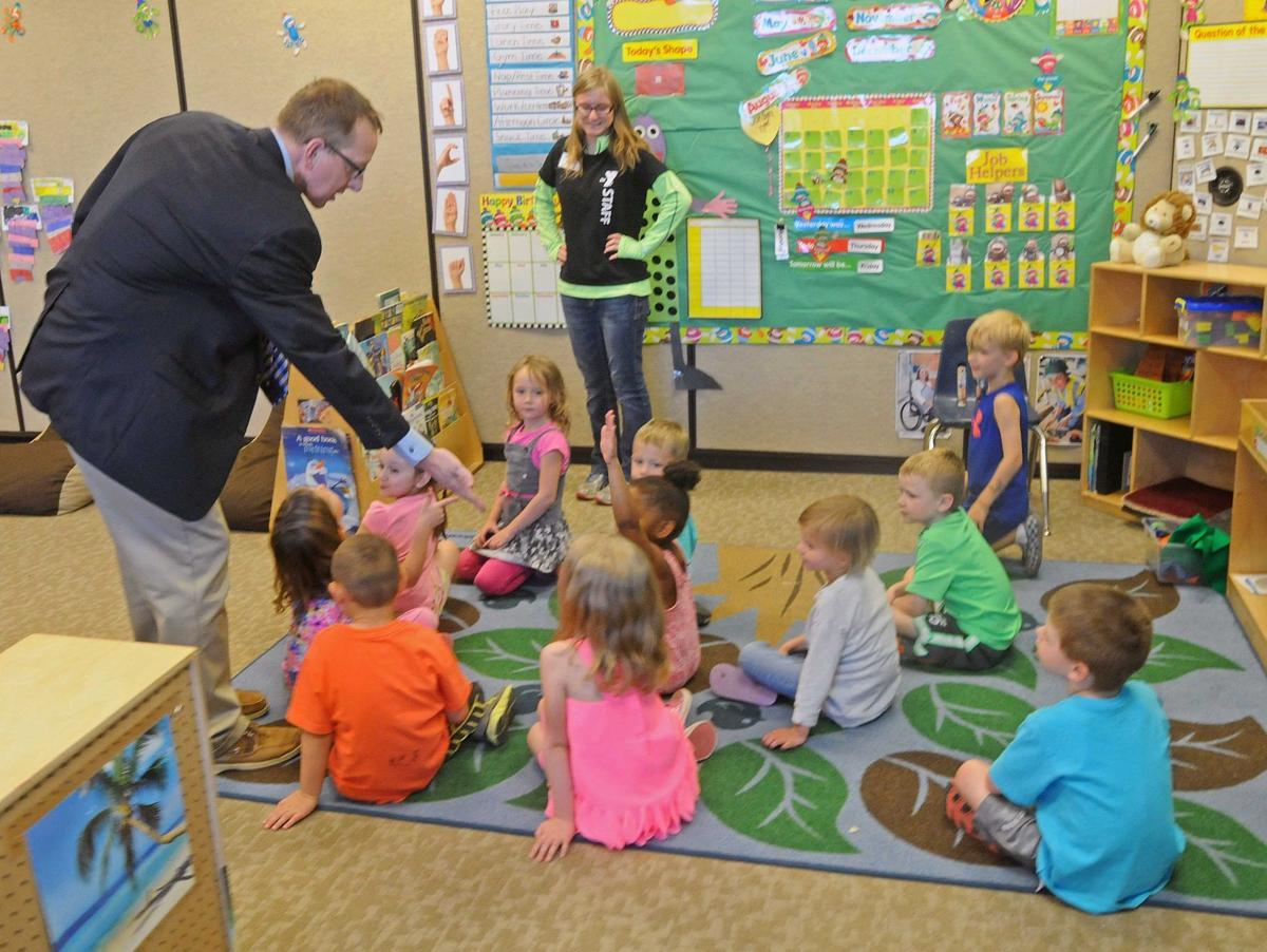 New child care program to address shortage | Local news for Bismarck