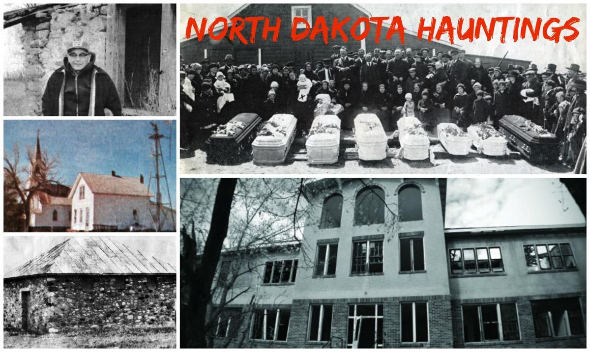 North Dakota Haunting: North Dakota stories of ghosts and murder on the prairie