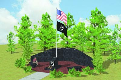 Proposed North Dakota POW-MIA Memorial