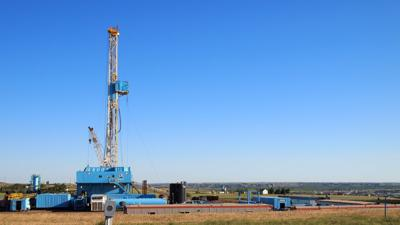 Williams County drilling rig