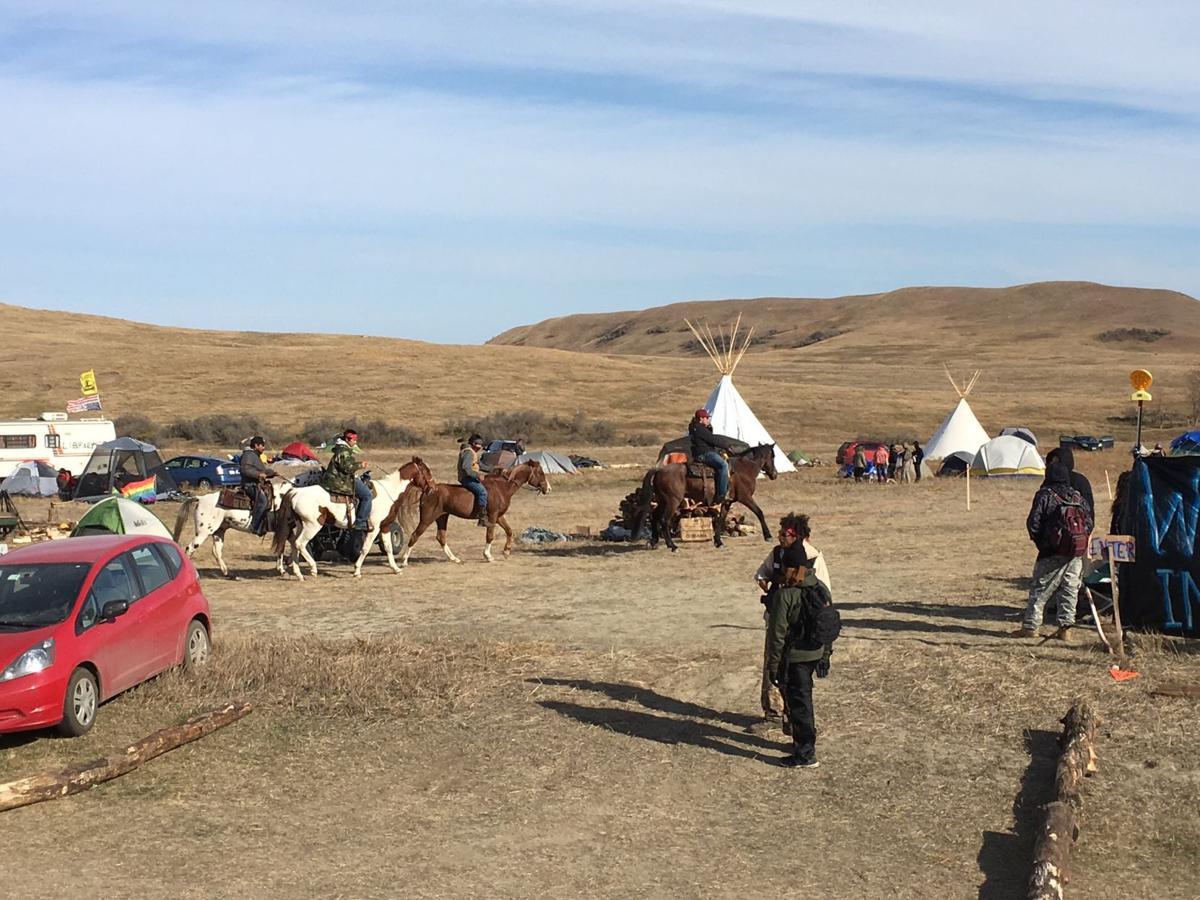 Treaty Camp