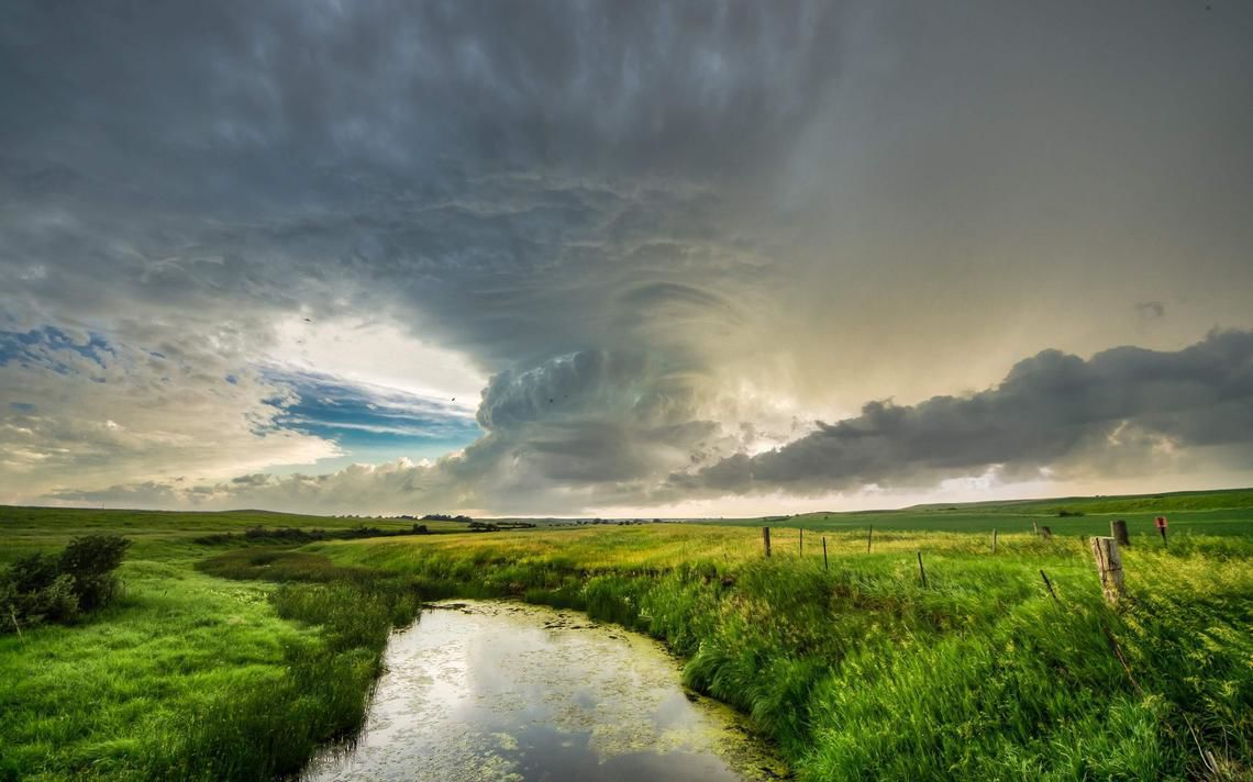 Weather Channel obsession precipitated North Dakota man's