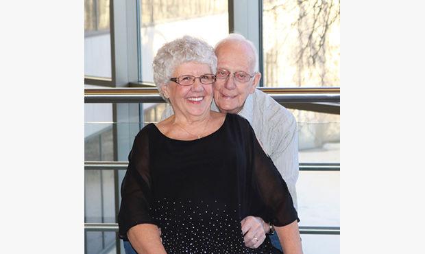 George & Ida Somers Celebrate 50th Anniversary