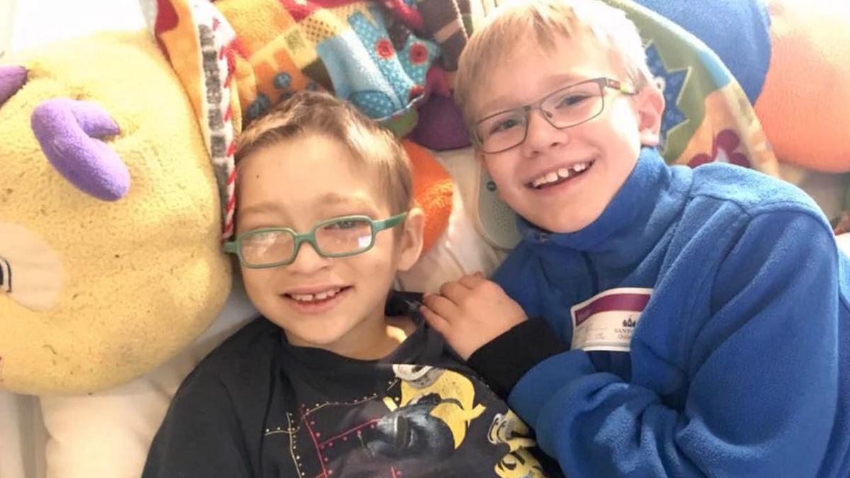 Josh and Isaiah