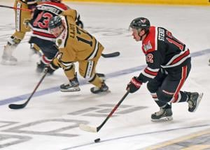 Bobcats' third-period rally comes up short against Wings