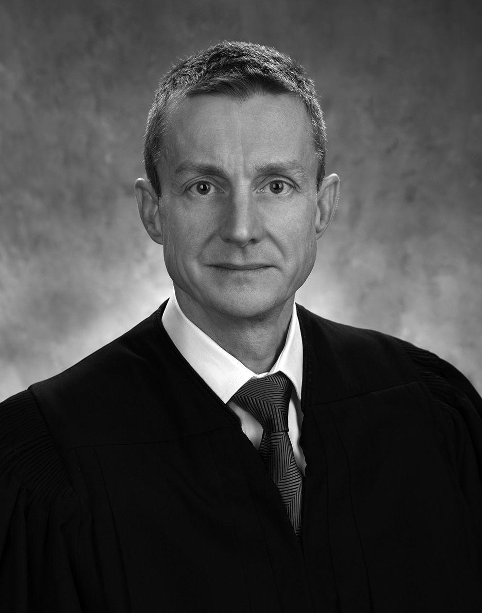 Justice Jon Jensen