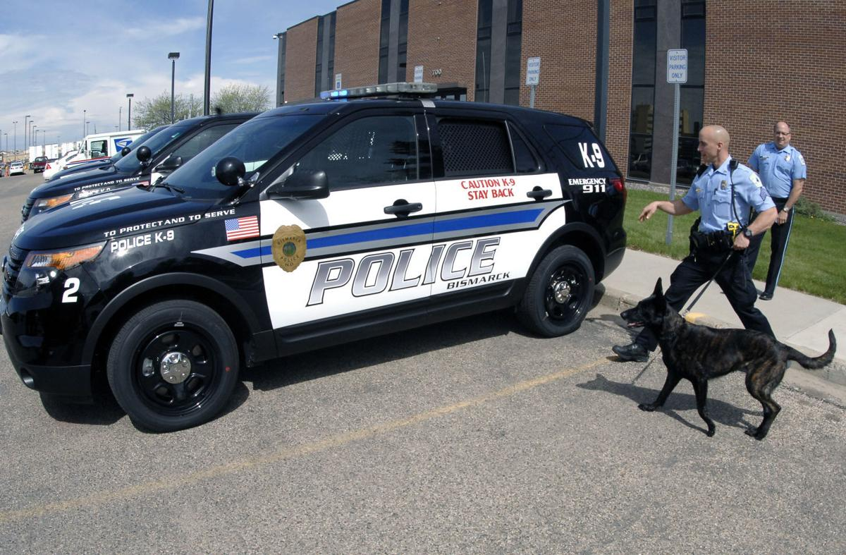 Bismarck police cars return to classic black and white for Chicago motors used police cars