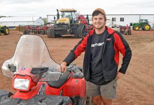 Mandan-area farm and ranch fills labor gap with seasonal South African workers