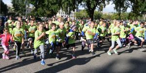Marathon runners to hit the pavement