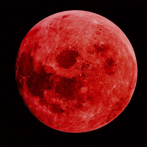 red moon tonight illinois - photo #30