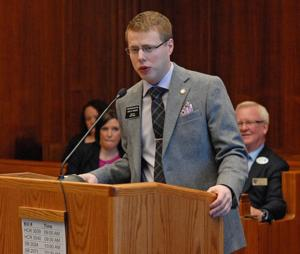 Hanson endorses Schneider, will continue state travels