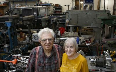 Ernie and Gail Brookins