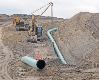 St. Anthony DAPL pipeline