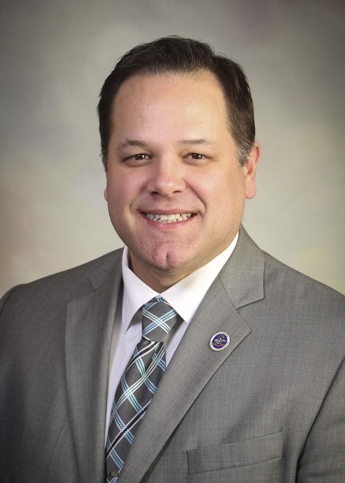 Rep. Dan Johnston