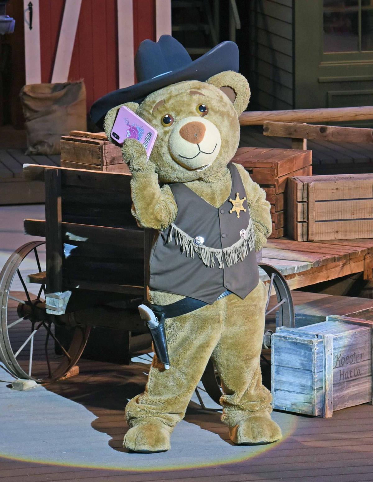Sheriff Bear