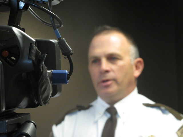 Sheriff Gary Schwartzenberger