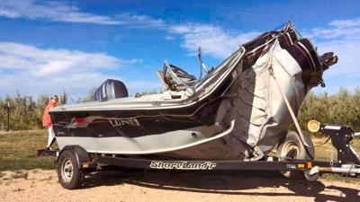 Devils Lake Nd >> Driver In Fatal Devils Lake Boat Crash Faces Four Felonies North