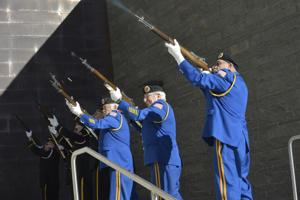 Events mark Veterans Day