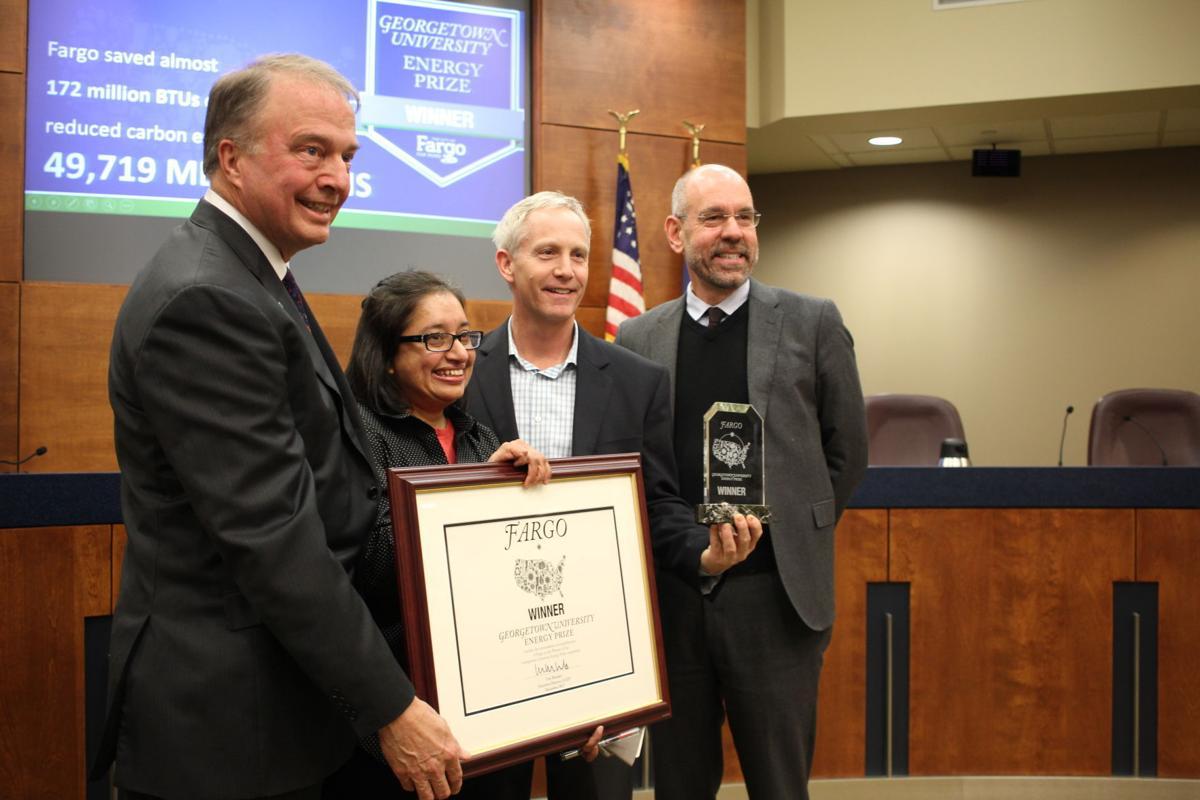 Fargo Bags 5 Million Prize For Energy Saving In National