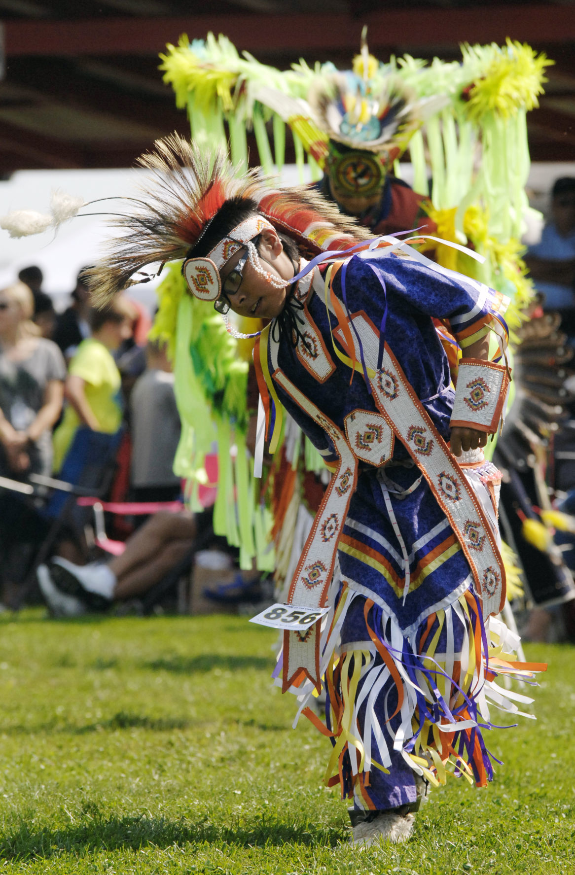 United Tribes powwow comes from a humble beginning