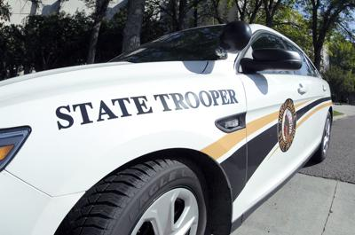 generic state trooper vehicle