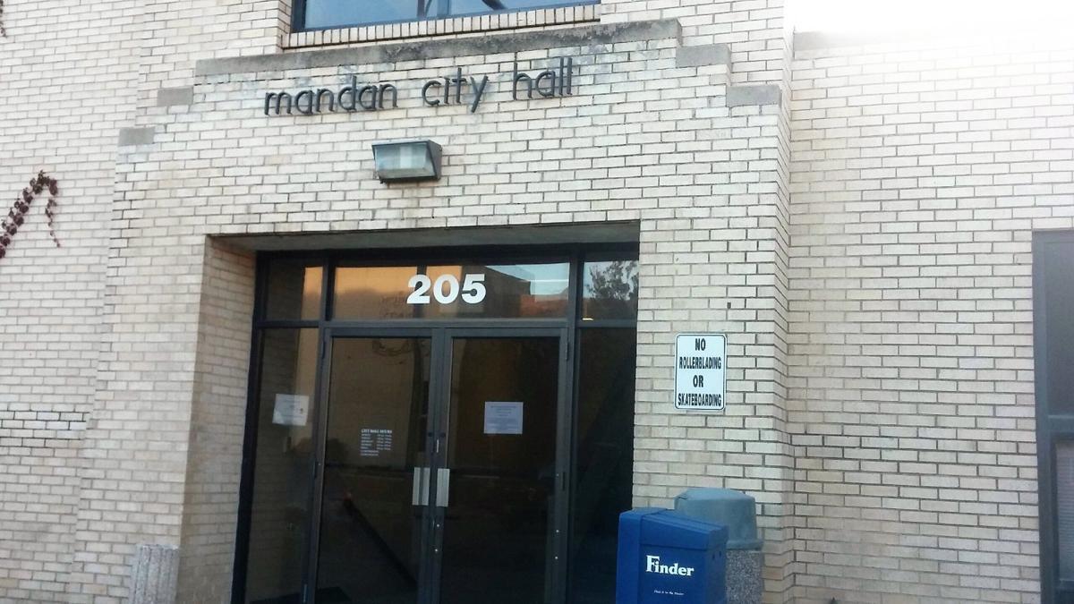 Mandan City Hall