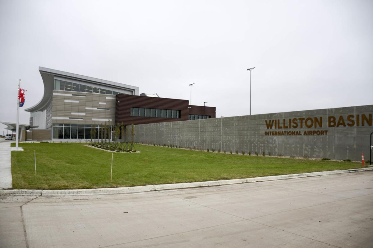 Williston Basin International Airport (copy)