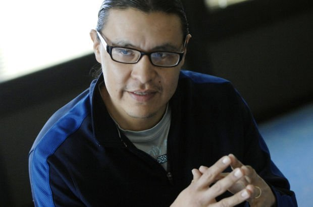 Chase Iron Eyes talks about 'Heating the Rez'