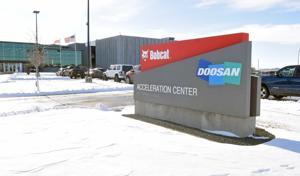 Doosan Bobcat invests $600,000 in Bismarck-based Acceleration Center