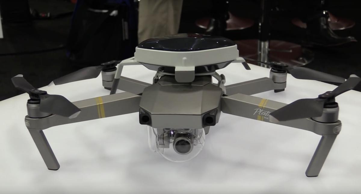 burleigh drone