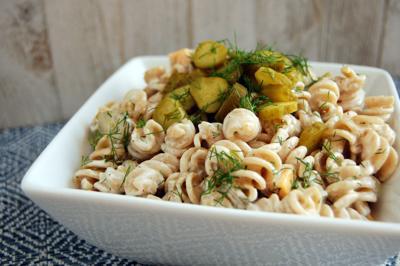 Pickle pasta
