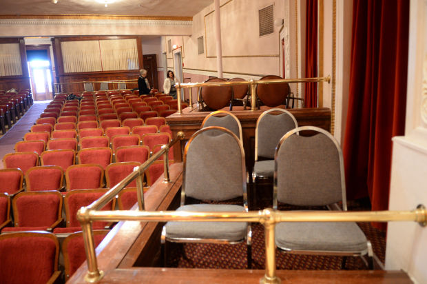 Bismarck's Belle Mehus Auditorium turns 100            Be the first to know