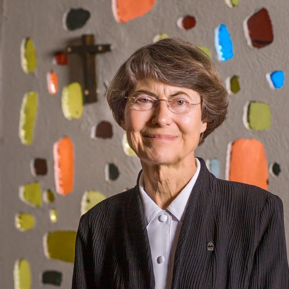 Portrait photo of Sister Thomas Welder