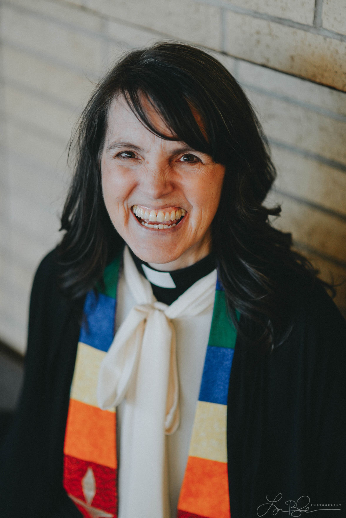 The Rev. Karen Van Fossan