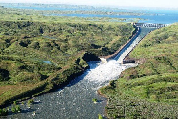 2011 high water