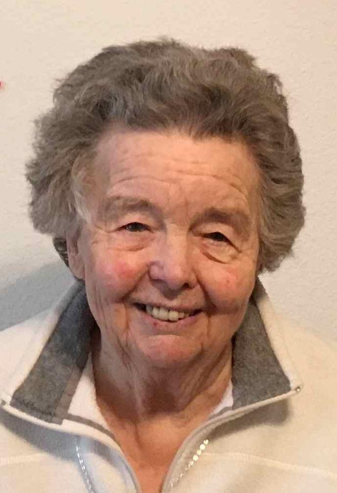 Marjorie Lange