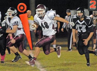 Ground game carries Demons past Braves