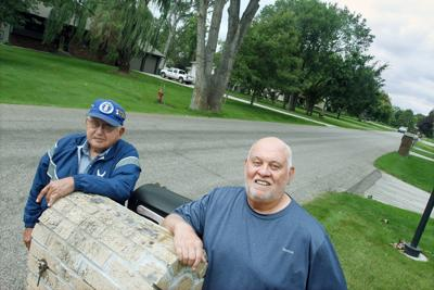 Captains' Landing Township residents