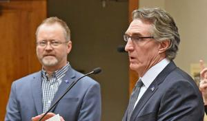 North Dakota governor hasn't ruled out special session