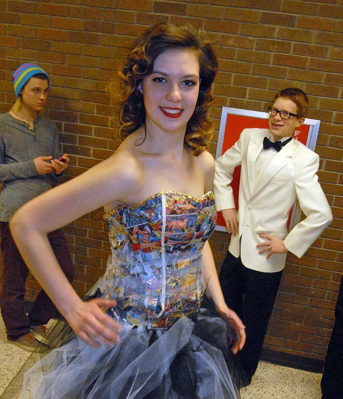 Century High Prom Dress Show Tribune Photo Collections