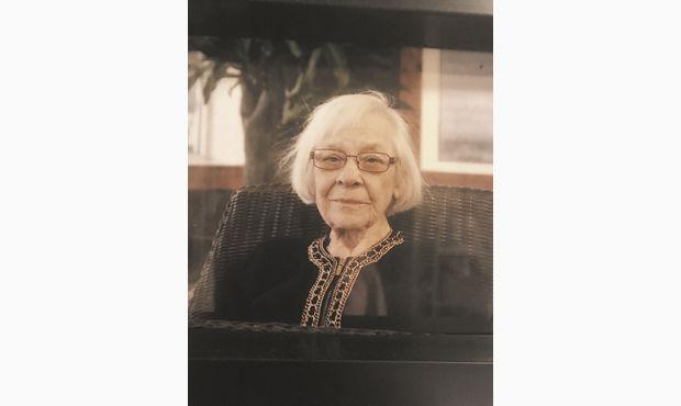 Happy 100th Birthday March 1st, 2018 Charlotte Wachter!